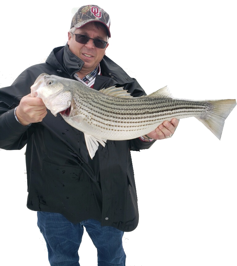 Lake Texoma Fishing Report