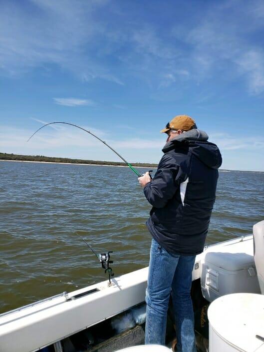 Lake Texoma Striper Fishing | Striper Fishing Guides On Lake Texoma