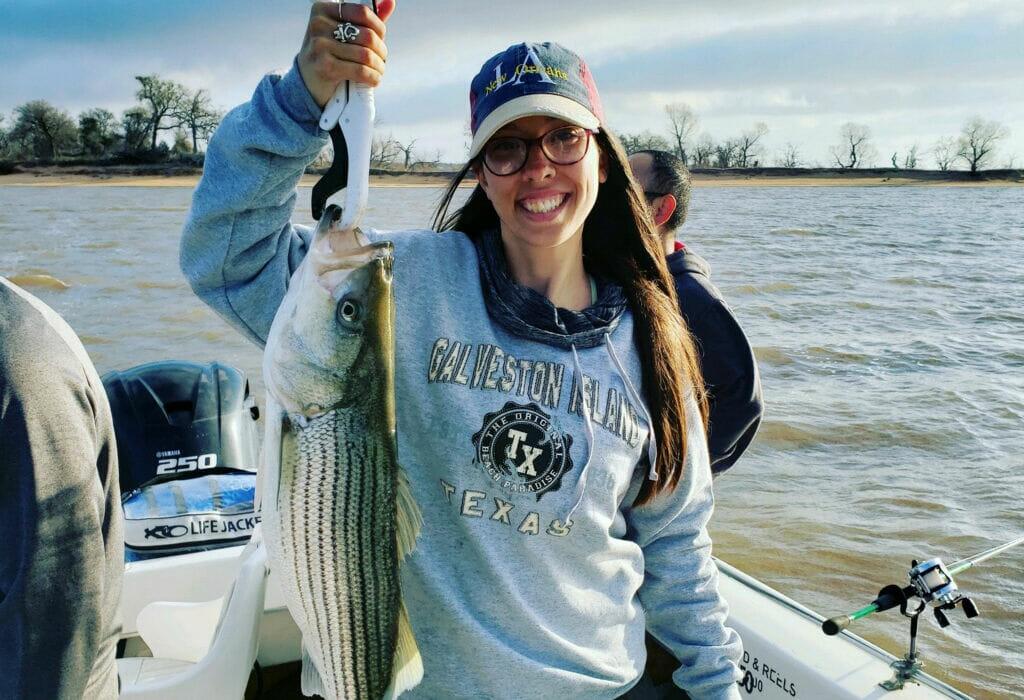 Lake Texoma Striper Guide | Striper Fishing Lake Texoma
