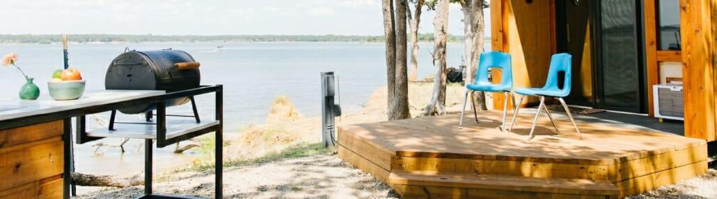 Lake Texoma Cabins