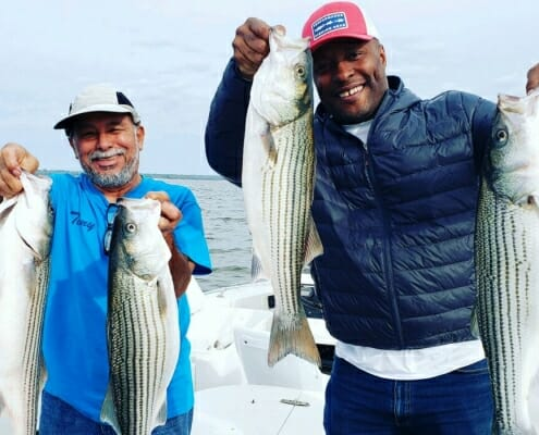 Live Bait Mistakes-Lake Texoma   Striper Guide Marty Zamora