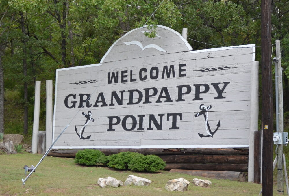 Grandpappy Point Marina