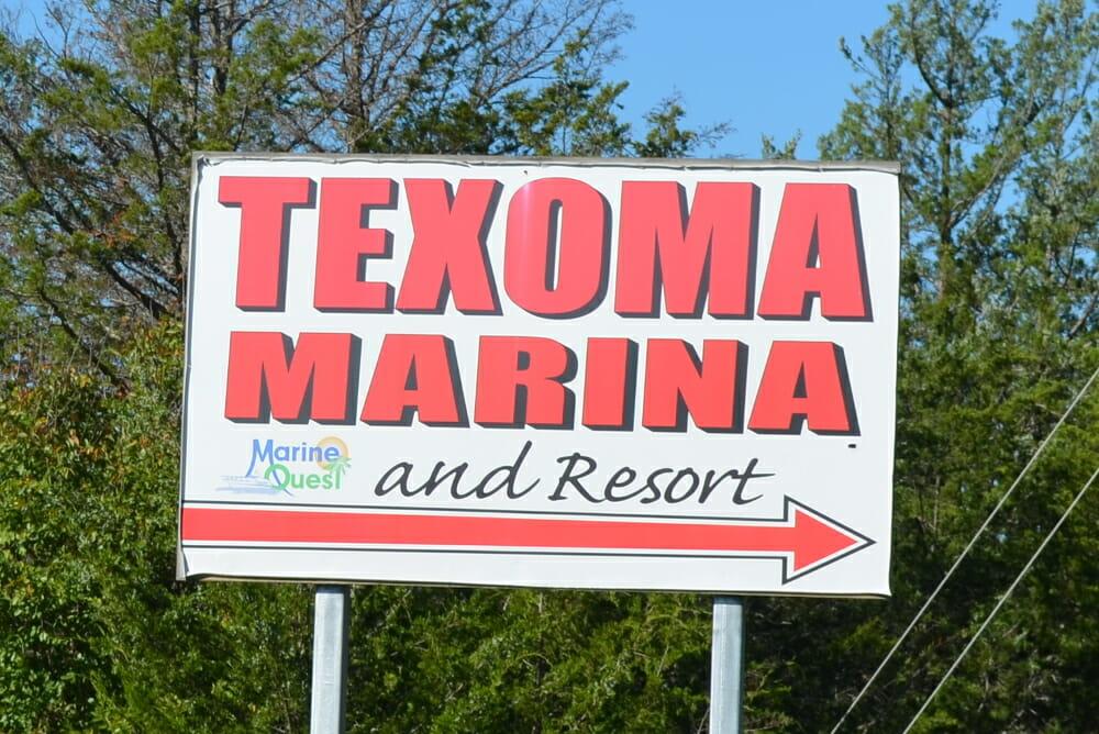 Texoma Marina And Resort   Lake Texoma Cabins Rentals