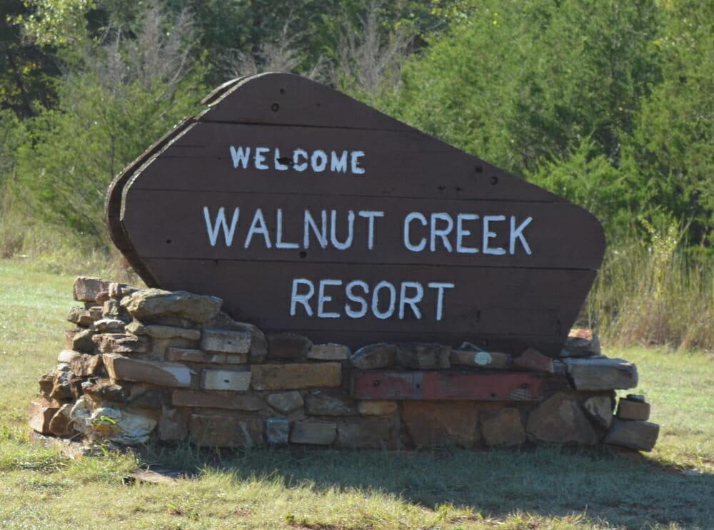 Walnut Creek Resort Lake Texoma   Lake Texoma Lodging