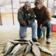 Texoma Fishing Trips | Striper Fishing Guide | Lake Texoma Striper Guide Marty Zamora